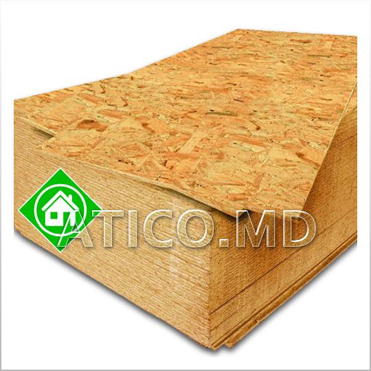 OSB 3 - placa din lemne hidrofugizata