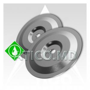 Saiba rotunda TN D50mm - Rondol