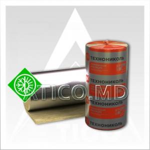 Vata minerala Mat lamela TEHNO 35 pentru termoizolare conducte de aer